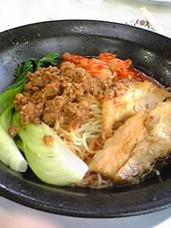 冷製激辛坦々麺